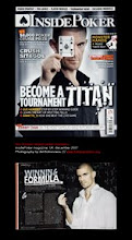 Photo: INSIDE POKER MAGAZINE,  UK, 2007 - cover + 4 pages portraits of danish poker-star Gus Hansen © photos by jean-marie babonneau all rights reserved www.betterworldinc.org