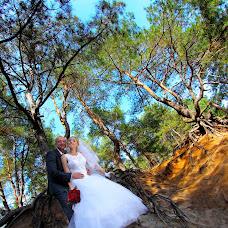 Bryllupsfotograf Maksim Malyy (mmaximall). Foto fra 17.10.2014