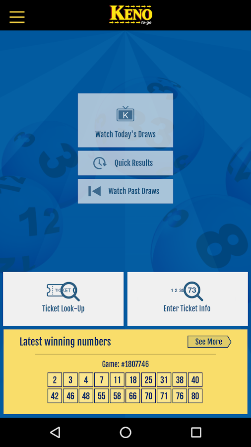 MA Lottery- screenshot