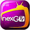 nexGTv Live TV Movies Cricket