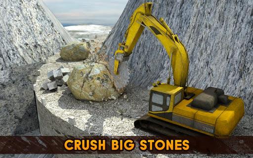 Hill Excavator Mining Truck Construction Simulator 1.2 screenshots 10