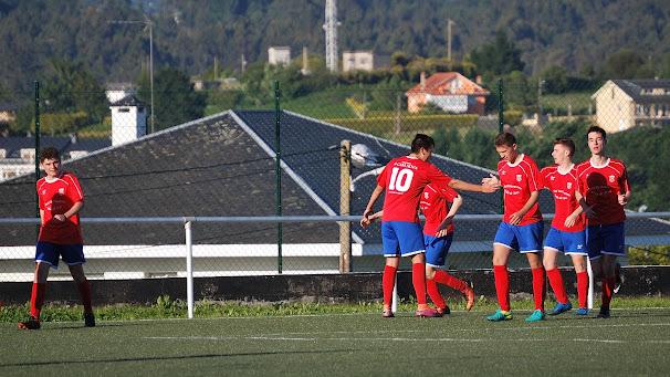 ADR Numancia de Ares. Final Copa Afaco Juveniles 2018-2019 Numancia de Ares- As Pontes