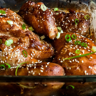 Sesame Chicken Takeout at Home - Sous Vide