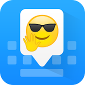 Sticker,Gif,Theme - Facemoji Emoji لوحة المفاتيح