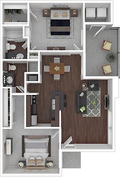 Go to B3 Floorplan page.