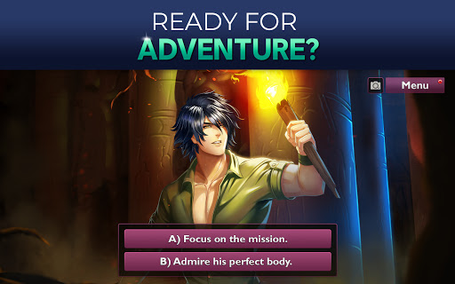 Is It Love? Sebastian - Adventure & Romance screenshots 12