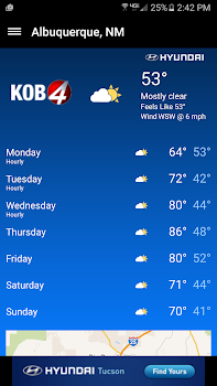 KOB 4 Weather