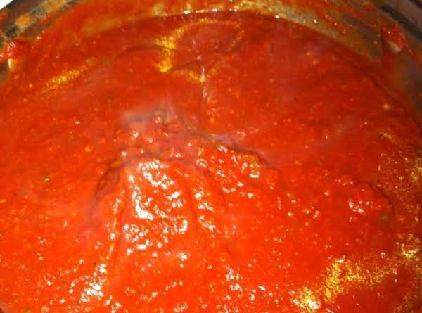 Authentic Italian Pasta Sauce Just A Pinch Recipes