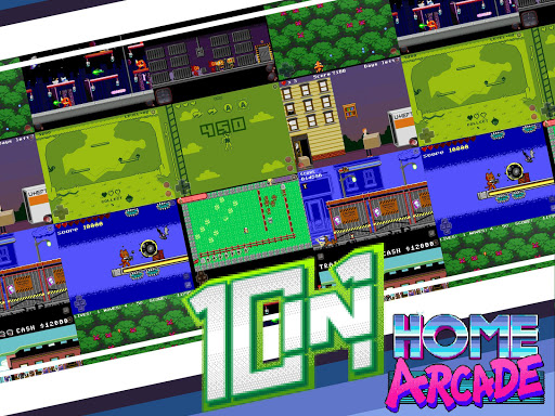 Home Arcade  screenshots 7