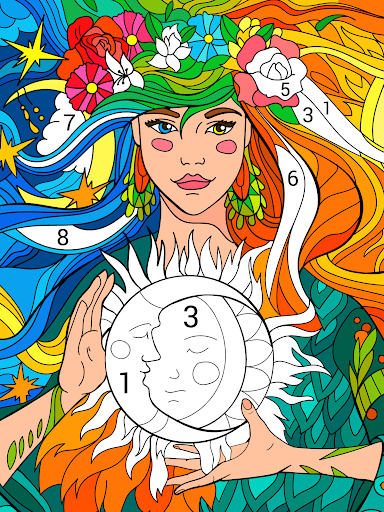 Happy Color™ – Color by Number - screenshot