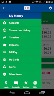 The Cecilian Bank Mobile App- screenshot thumbnail