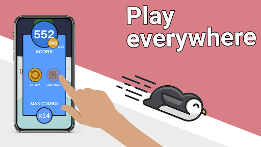 Penguin Santa android2mod screenshots 2