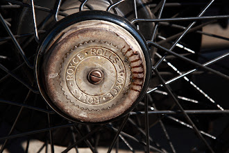 Photo: Rolls Royce, Plate 3
