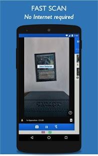 MTG Scanner Delver Lens - náhled
