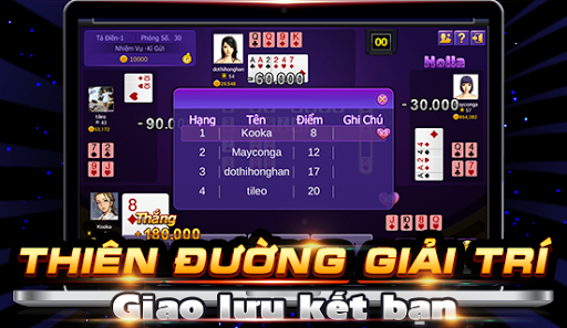 Ongame Holla (game bài) download 1