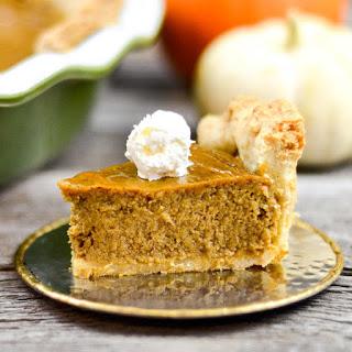 Non Dairy Pumpkin Pie Recipes