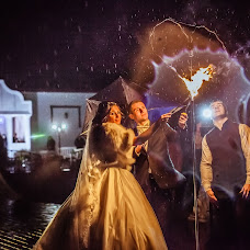 Wedding photographer Olesya Chernacka (Chernatska). Photo of 02.12.2015