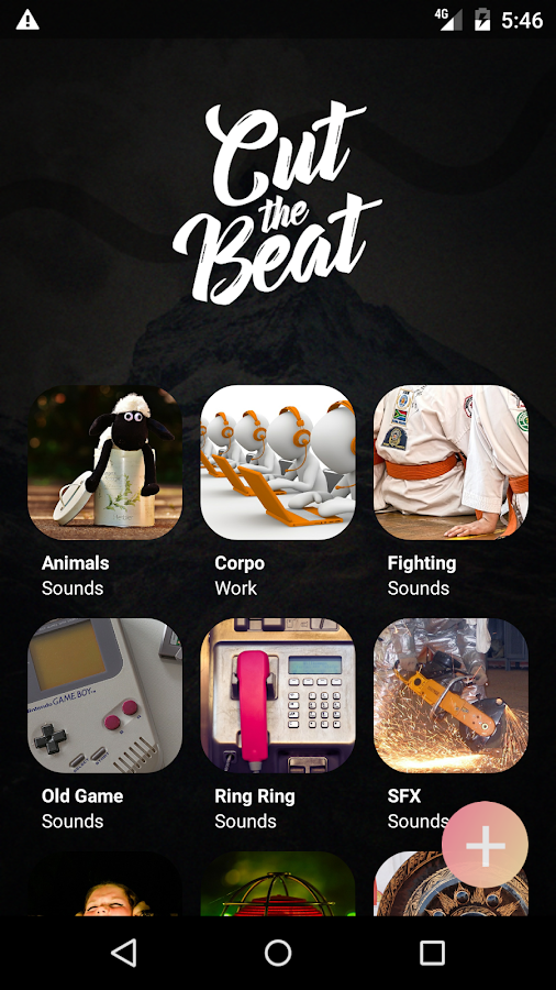CutTheBeat - share music- screenshot