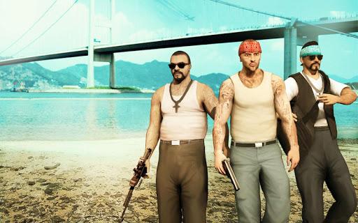 Télécharger Grand Gangster Miami City Auto Theft APK MOD 2