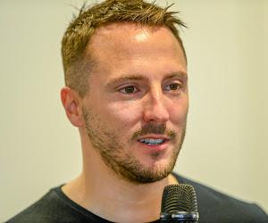 """Danijel Milicevic content de revenir à La Gantoise : """"J'espère que nous pourrons maintenant écrire de nouvelles pages"""""""