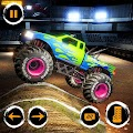 Monster Truck Demolition Derby Crash Stunts APK