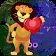 Best Escape Game 544 Lion Love Escape Game APK