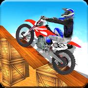 Tricky Motorbike - Water Park Crazy Stuntman Rider