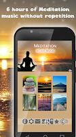 Screenshot of Meditation relax music sleep