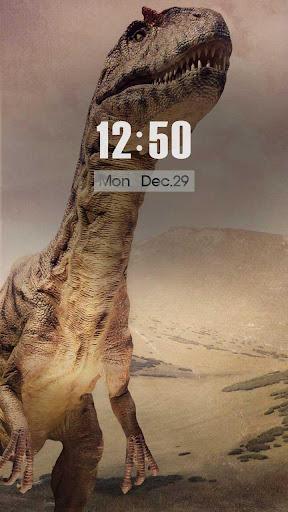 ZUI Theme - Jurassic World