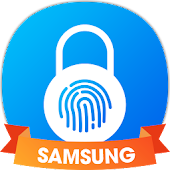 Fingerprint Locker - for Samsung s5,s6,s7,s8