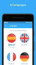 busuu: Learn Languages - Spanish, English & More APK screenshot thumbnail 1