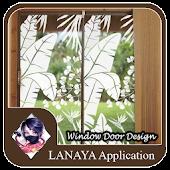 Window Door Design Ideas