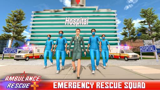 Download Ambulance Rescue Emergency Driver: City Duty MOD APK 1