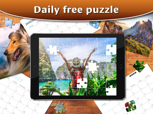 Jigsaw Puzzle Collection HD - puzzles for adults 1.2.0 screenshots 10