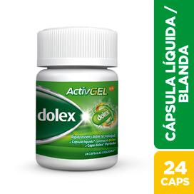 DOLEX Activ Gel 500mg