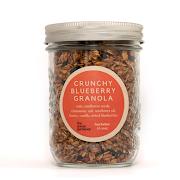 Crunchy Blueberry Granola