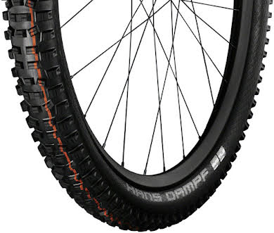 "Schwalbe Hans Dampf Tire: 29 x 2.35"" Addix Soft Compound, Super Gravity, Tubeless Easy alternate image 0"