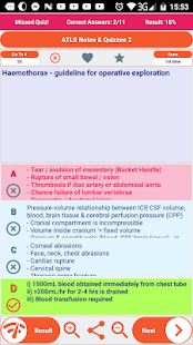 Download ATLS Advanced Trauma Life Support Exam Review APP For PC Windows and Mac apk screenshot 1