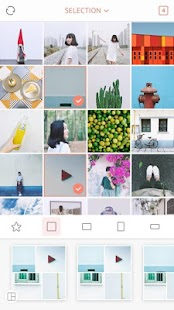 April - Layout from Camera 360- screenshot thumbnail