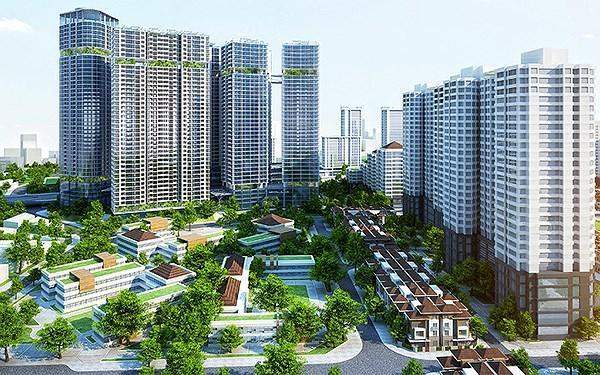Những ưu điểm khi mua chung cư tại thành phố