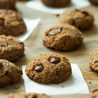 Gluten-free Coconut Flour Chocolate Chip Cookies