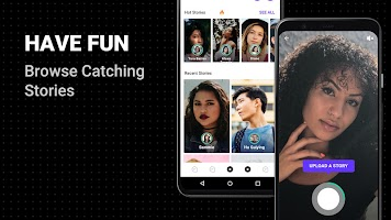 screenshot of Hily Dating App: Chat, Match & Date for Free