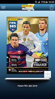 Screenshot of Panini Collectors