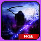 Lightning Storm Grim Reaper