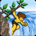 Wall Jump Waterfall Free icon