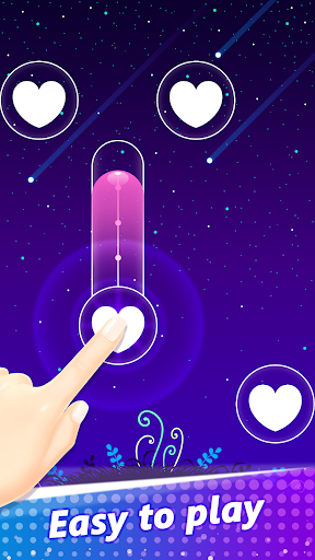 Magic Piano Pink Tiles - Music Game android2mod screenshots 18