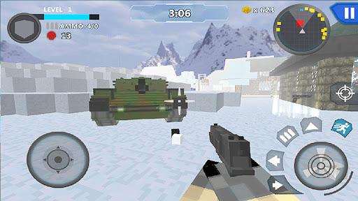 Cube Wars Battle Survival apkdebit screenshots 16