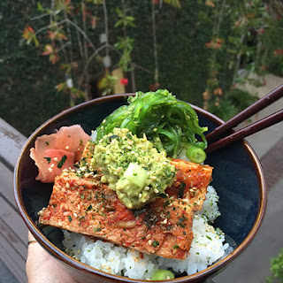 Vegetarian Sushi Salad Recipes