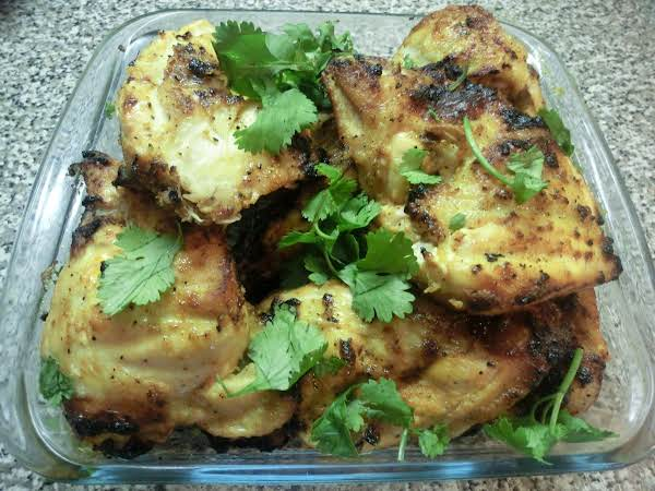 Citrus Herbed Grilled Chicken Breast Recipe