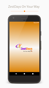 ZestDays - Order Food Online- screenshot thumbnail